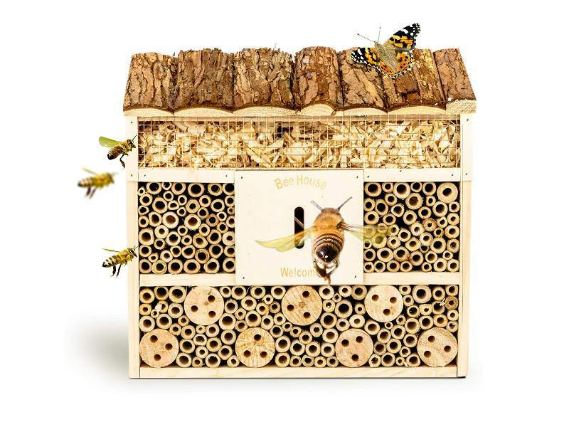 hotel de abejas