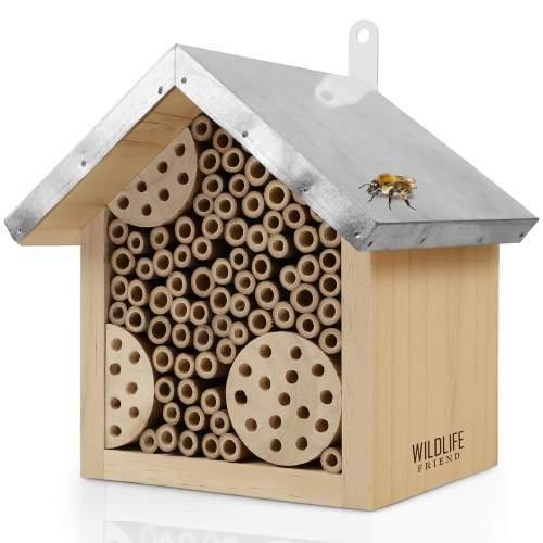 hotel para abejas wildlife friend