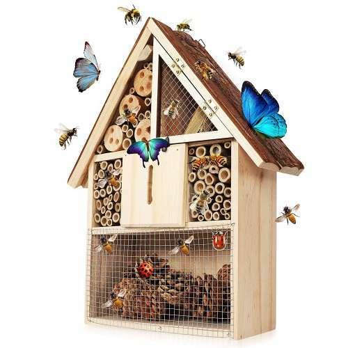 keweni hotel de insectos